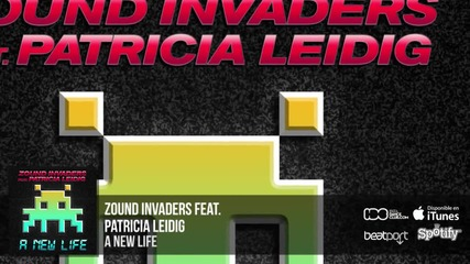 / Н О В О 2013 / Zound Invaders Feat. Patricia Leidig - A New Life
