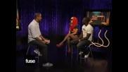 Lady Gaga and Akon - Interwiew