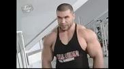 Митко Димитров - Културиста (Показва как се Тренира за Тяло - 3-та част)