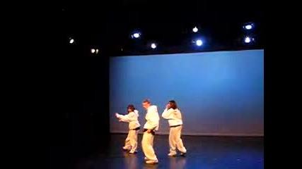 Coreografia Cris Brown