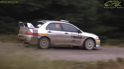 Galloway Hills Rally 2013