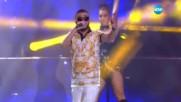 Криско - Лош или добър/Bazooka (на живо от наградите на БГ Радио 2017)