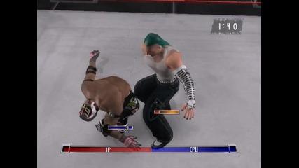 Jeff Hardy vs Rei Misterio