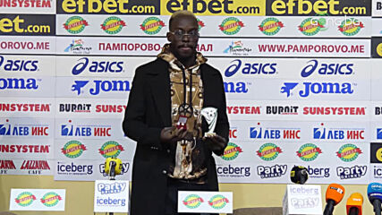 Али Соу е №1 на 13-ия кръг в efbet Лига