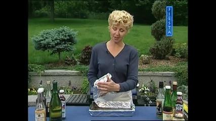 Скара за приятели - Съдове за барбекю