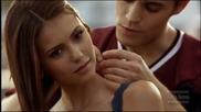 Stefan & Elena, The Vampire Diaries **