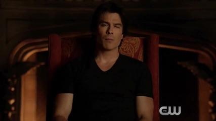 Промо към 17 епизод Сезон 6 - The Vampire Diaries - A Bird in a Gilded Cage