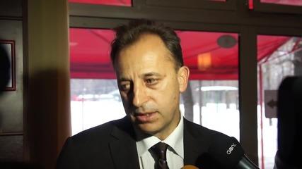 Венци Живков: Възмутен от съм от решението на БФС