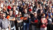 Slovakia: Anti-gov protesters call on Minister Kalinak to resign in Bratislava