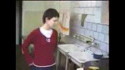 Малка Шега В Кухнята