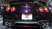 Новият Nissan R35 GT-R е произведение на изкуството