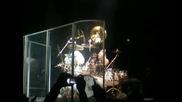 Tarja # Mike Terrana Drum Solo (12.10.2009 - Sofia)