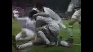 David Beckham Vs Cristiano Ronaldo Яко !