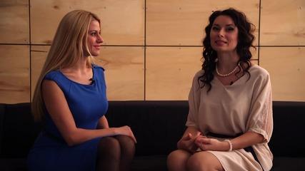 """""""Тайната на щастливите отношения"""" с Наталия Кобилкина и Магдалена Ангелова - Happy Woman TV Епизод 3"""