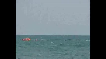 Лудо Теглене С Джет В Морето