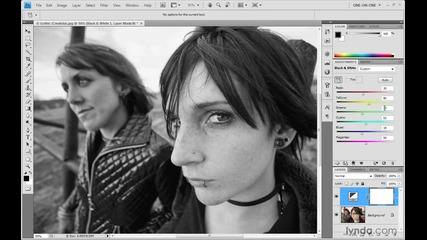 Photoshop Top 40, Feature #36 - Black & White