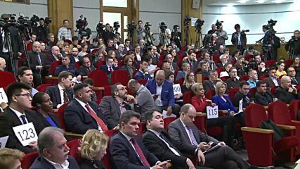 Russia: Lavrov brushes off Paul Whelan spy swap