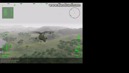 Comanche 4 Opreration Dlta mission 5