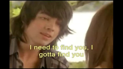 Camp Rock This Is Me -with lyrics-