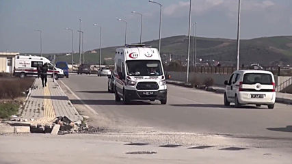 Turkey: Soldiers injured in Idlib airstrike brought to Hatay hospital - state media