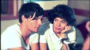Те бяха предопределени да се срещнат .. !! Историята на Луи и Хари -hh- Larry will never end .. !!