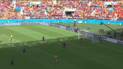 Австралия загуби от Холандия с 2:3