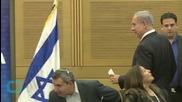 Flagging Netanyahu Ramps Up Rhetoric Before Election