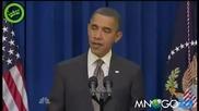 Смях! Обама Полудява