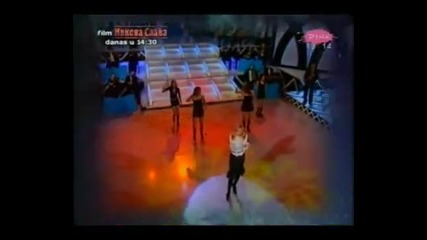 Lepa Brena - Novogodisnji show '02_'03, part 6, www.jednajebrena_com