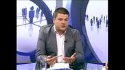 Владимир Маринов: Основният приоритет на държавата трябва да е съживяване на икономиката