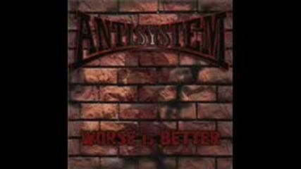Antisystem - Krew i Honor (honor Cover)