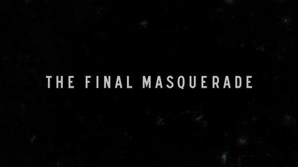 Linkin Park - Final Masquerade [official Lyric Video]