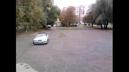 Много як дрифт в София :)