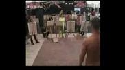 Vip Brother 3 - Съквартирантите рисуват Чисто гол мъж,  а Ицо Хазарта посреща Азис