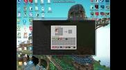 kak da si napravim tuhleni blokcheta v minecraft