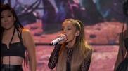 Ariana Grande - Break Free - на живо в Лос Анджелис
