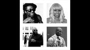 Lil Wayne ft. Nicki Minaj, Rick Ross, The Game - Rah ( Audio )