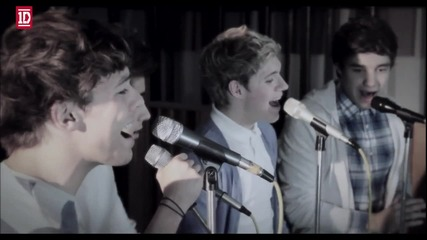 One Direction - One Thing (acoustic Video) (full Hd)
