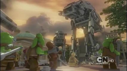 Lego Star Wars : the empire strike