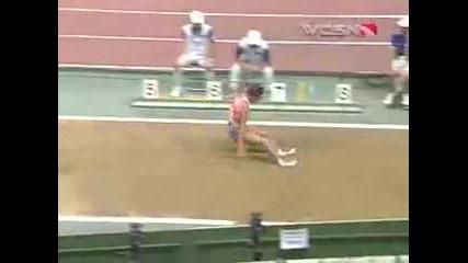 Татяна Лебедева - скок дължина