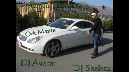 N O V O Ork Mania Melqtin Rumen -tallava Mix Merakliska Live 2013