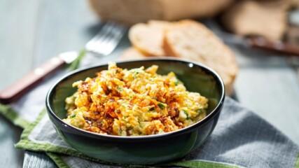 Бон Апети | Разядка от сирене с моркови