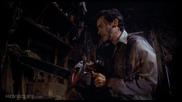 Злите Мъртви 2 (1987) - трионът