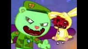 Martix Vs Happy Tree Friends