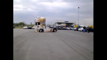 Scania R730 Drift V8