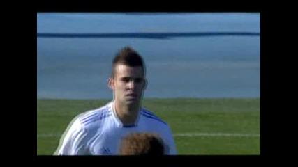 Real Madrid Castilla 5 - 0 Las Palmas