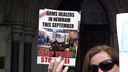 UK: 'Govt should be utterly ashamed' – protesters praise court decision on Saudi arms sales