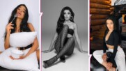 Ина Гаярдо е новата звезда на българската музика! Но кое е това красиво момиче?