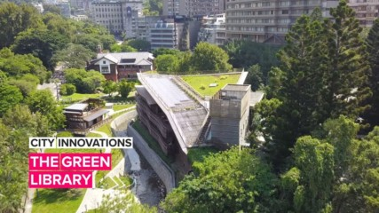City Innovations: East Asia's greenest library