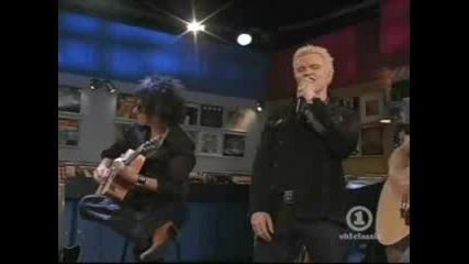 Billy Idol - Rat Race (live)